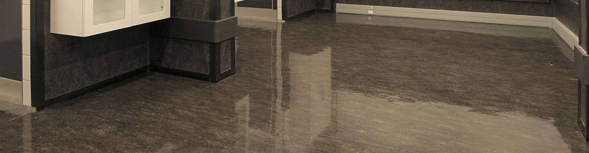 Linoleum flooring from Dream Carpets
